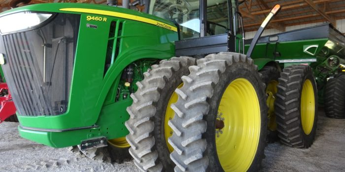 FARM EQUIPMENT AUCTION – JW EQUIPMENT LLC