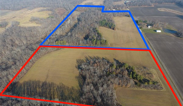 71 +/- ACRES – JAMES WELKER, LYNNE WELKER