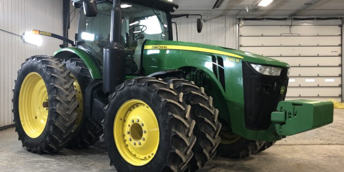Farm Equipment Auction – JW Equipment LLC