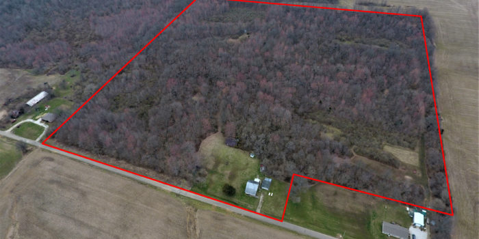 37 +/- ACRES – LAWRENCE COUNTY – CHRISTY TOWNSHIP